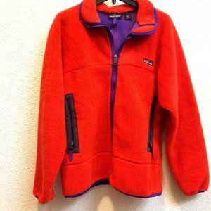 Vintage Patagonia Retro X Fleece PEF Jacket